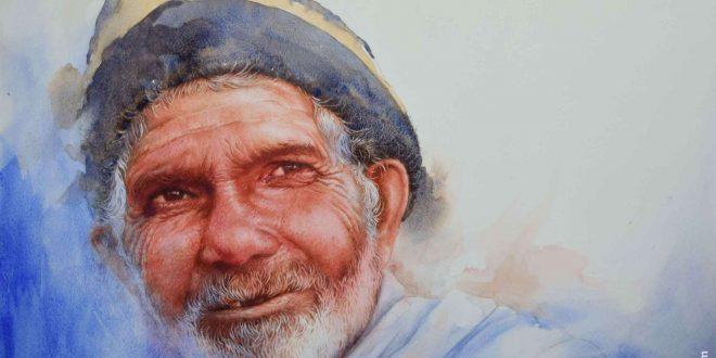 palas biswas painting
