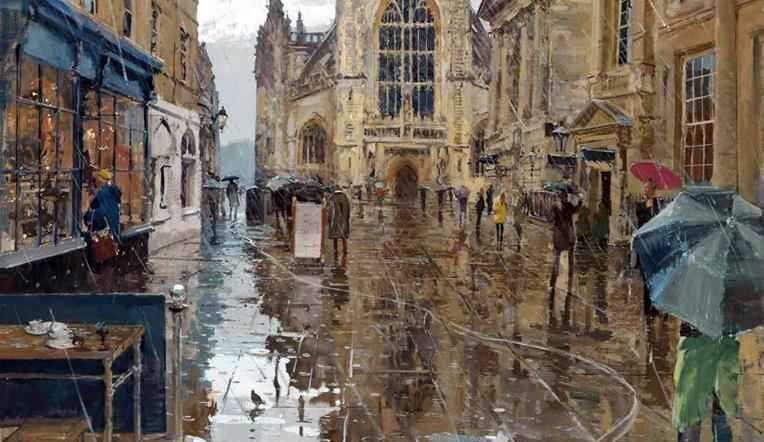 Peter Brown Painting