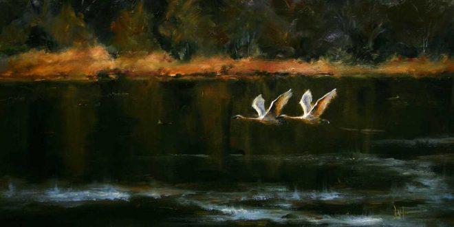 Ralph Grady James Painting