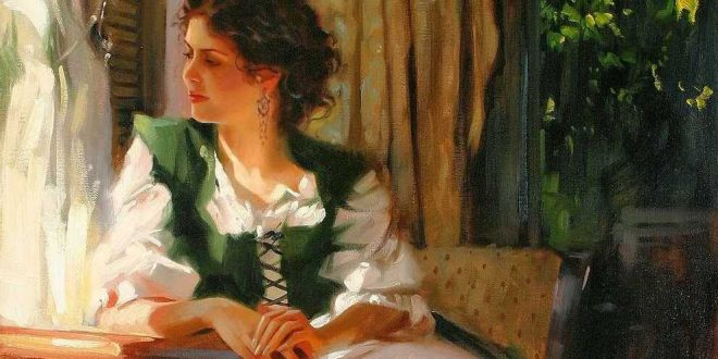 Richard S. Johnson Painting