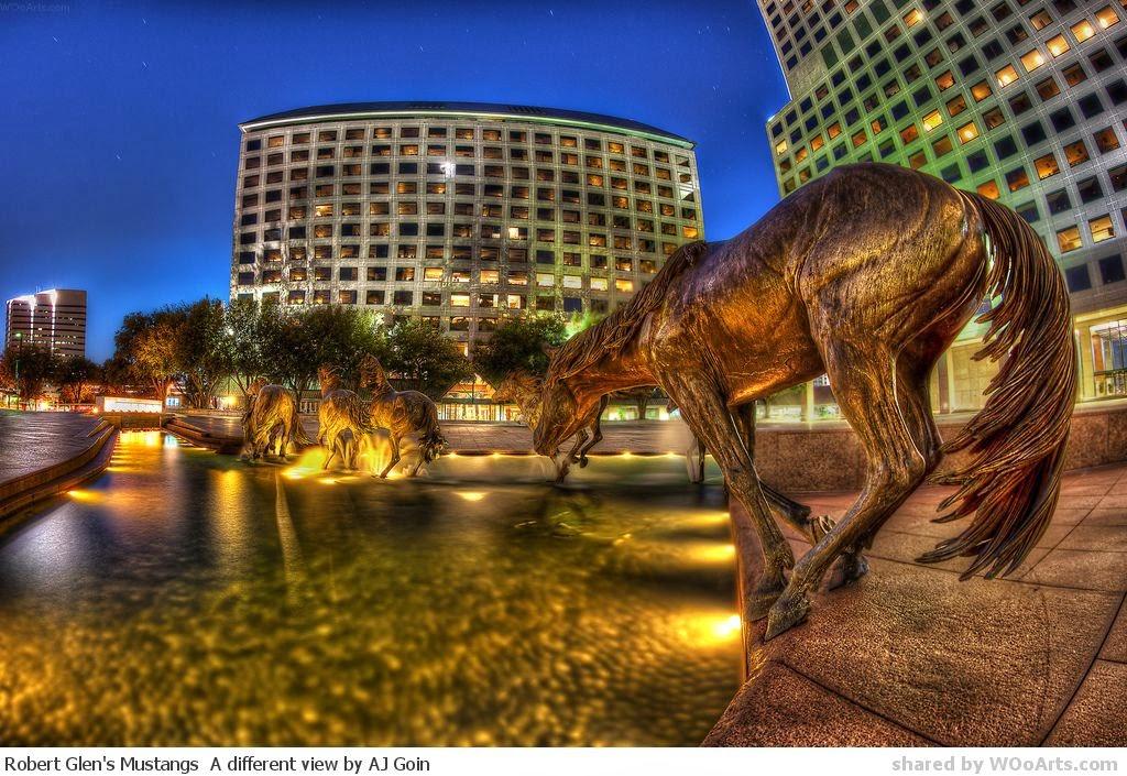 The Mustangs of Las Colinas | Dallas, Texas