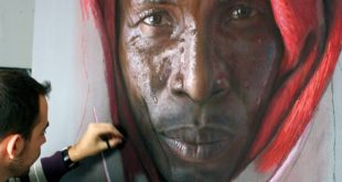 Rubén Belloso | Amazing Realistic Pastel Drawing