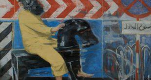 Painting Artist Samir Foaad at WOoArts