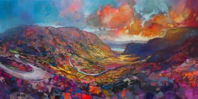 Scott Naismith Painting
