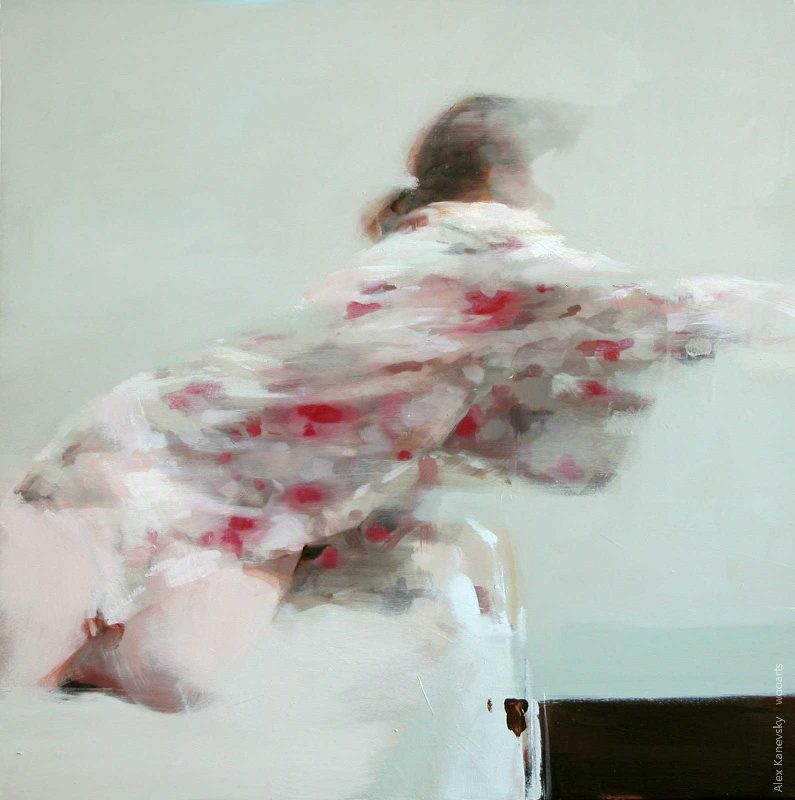 Alex Kanevsky Painting