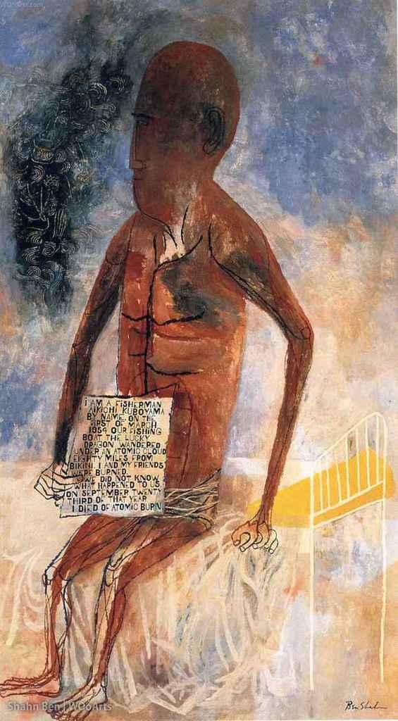 Resultado de imagen para ben shahn paintings