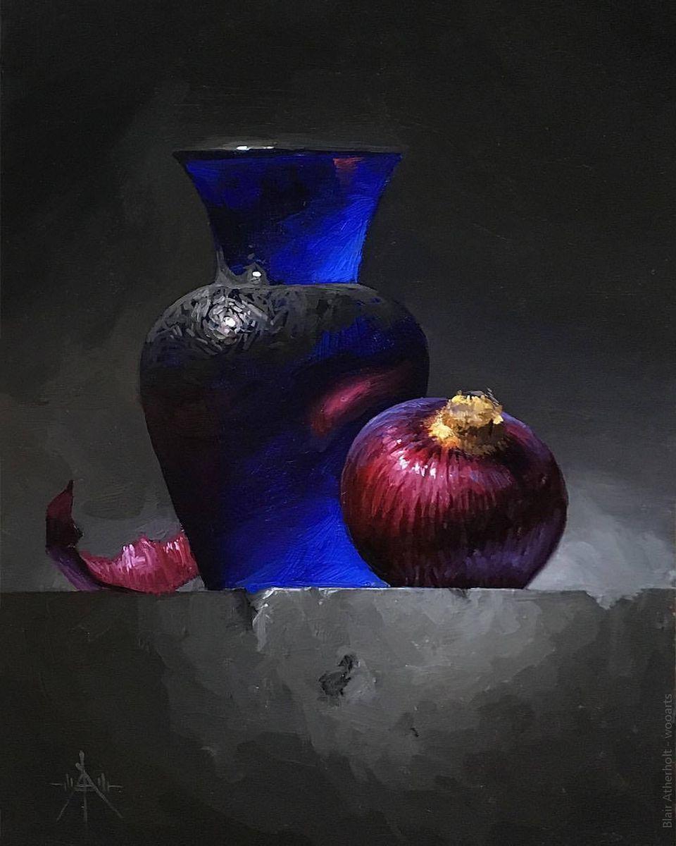 Blair Atherholt Painting