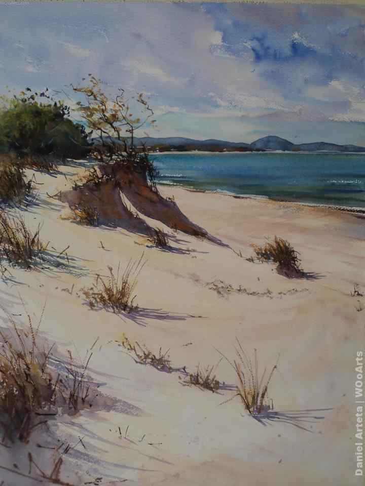 daniel-arteta-watercolor-painting-wooarts-com-01