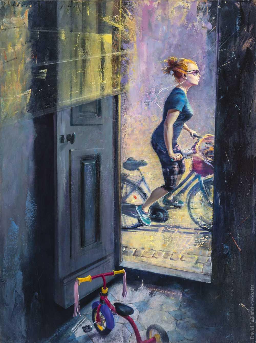 David FeBland Painting
