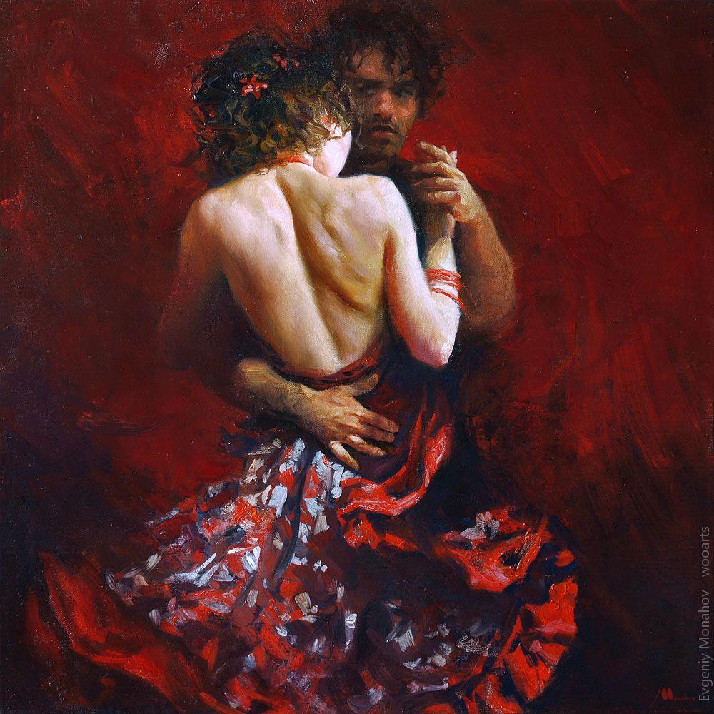 Evgeniy Monahov Painting