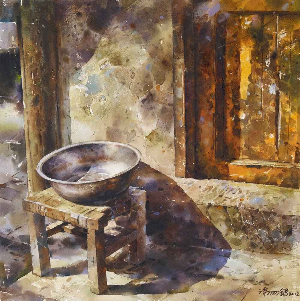 hsieh-ming-chang-watercolor-painting-wooarts-com-01