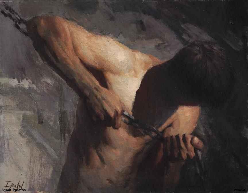 33 Contemporary Paintings by American-Bulgarian Artist Ignat