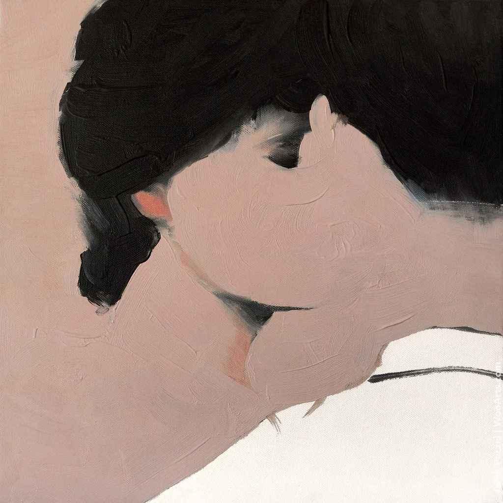 Painting by Artist Jarek Puczel