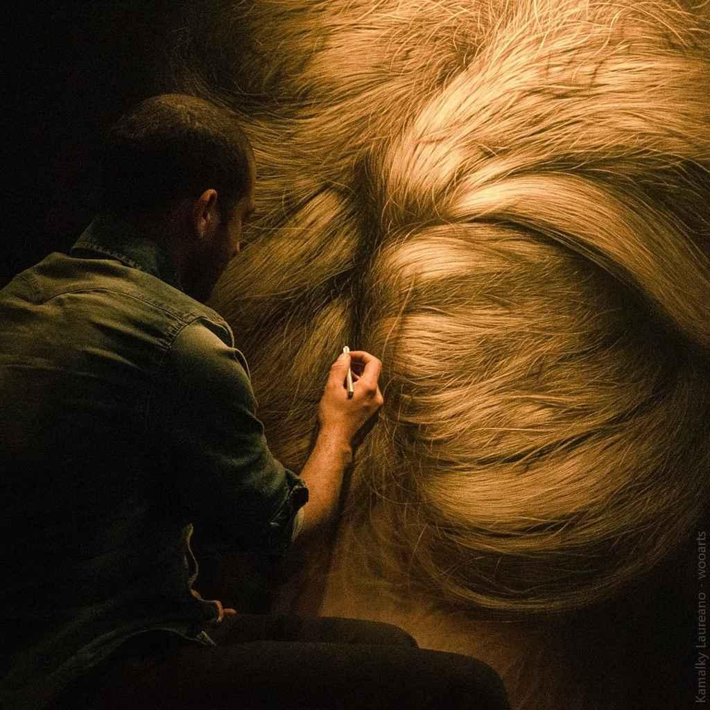 Kamalky Laureano Painting
