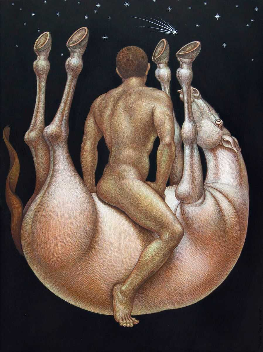 Michael Bergt Painting