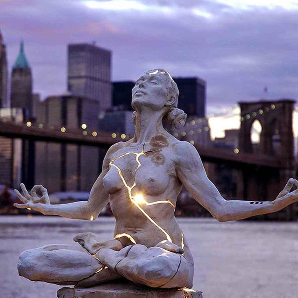 Sculpture by Artist Paige Bradley
