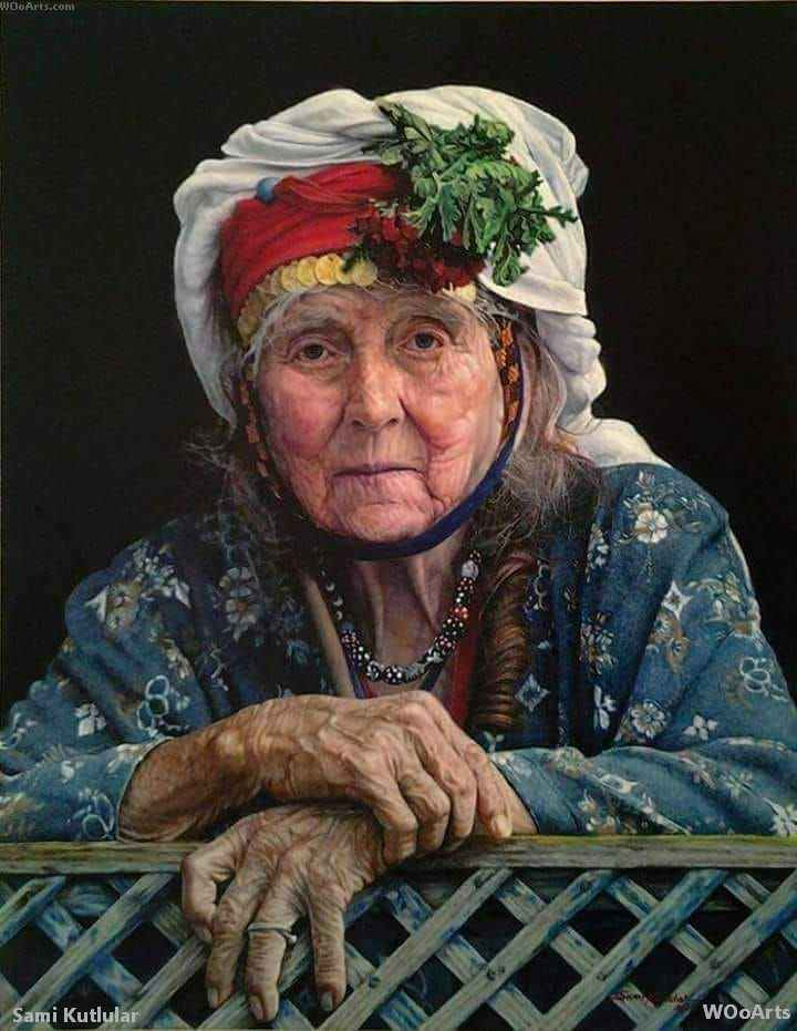 18 Realistic Paintings by Turkish Artist Sami Kutlular