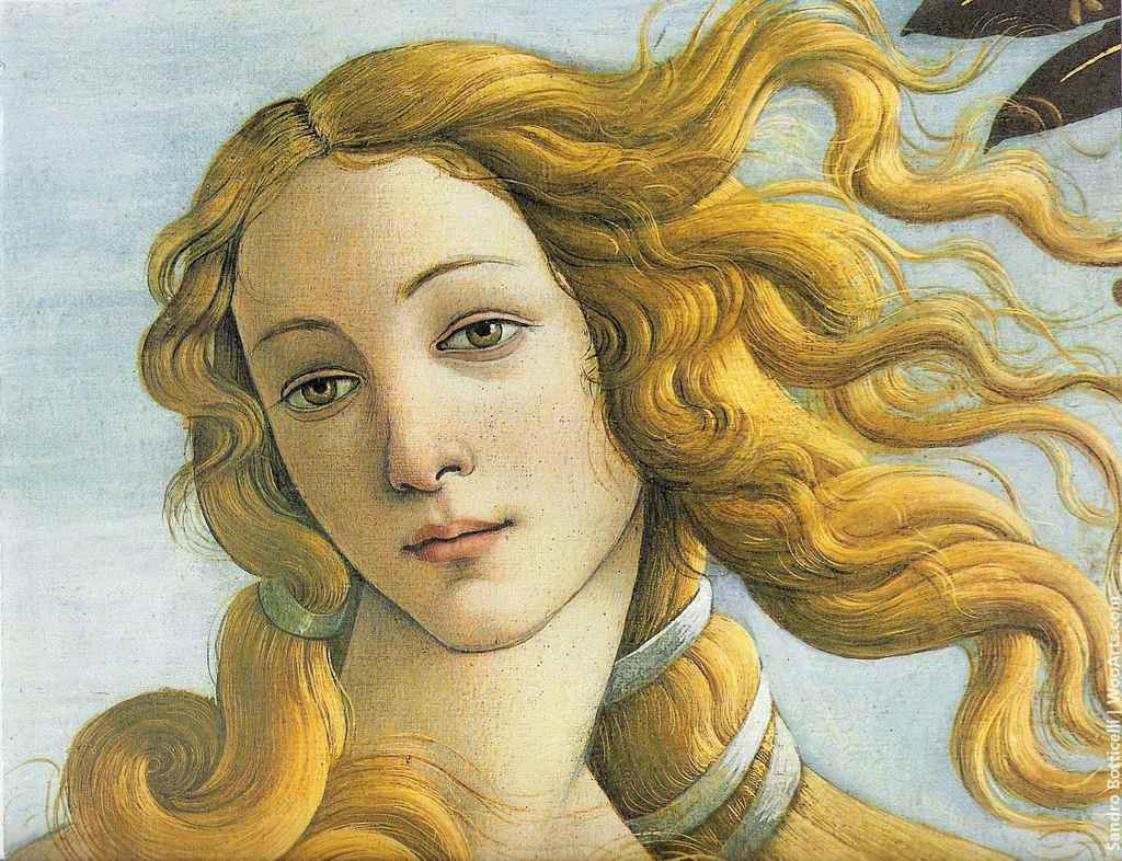 Painting by Artist Sandro Botticelli