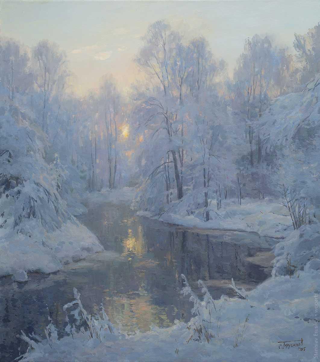 Stanislav Brusilov Painting