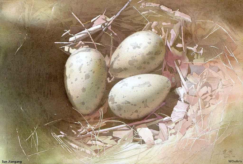 sun-jiangang-watercolor-painting-wooarts-15
