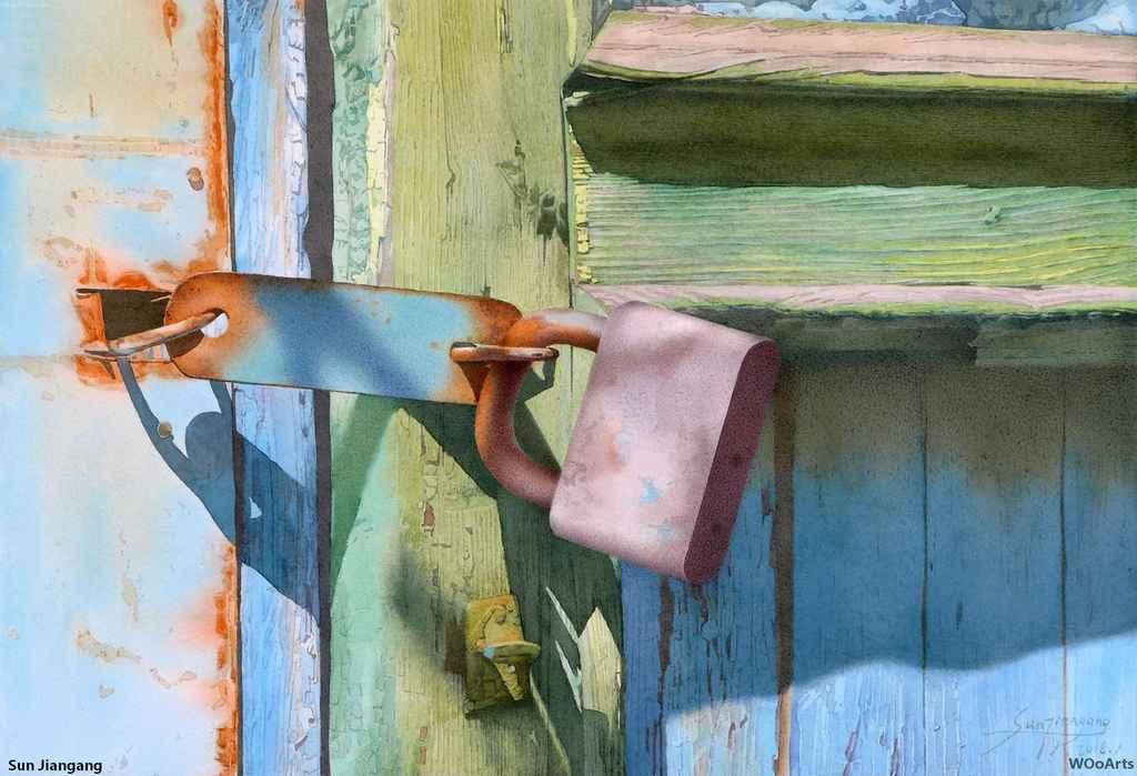 sun-jiangang-watercolor-painting-wooarts-22