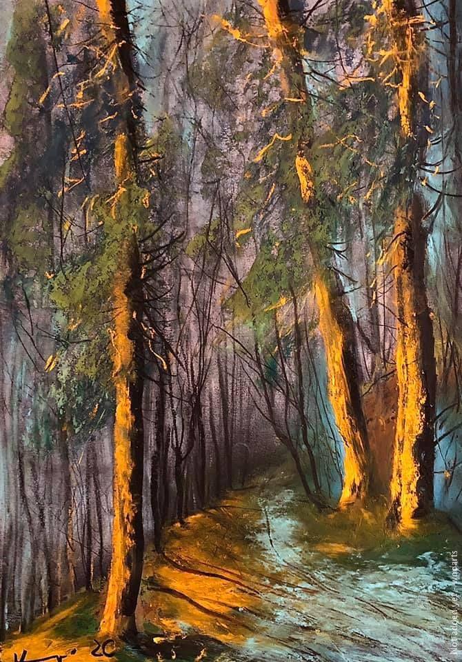 Wojciech Krupa Painting