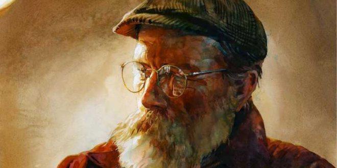 Stan Miller Painting