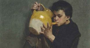 Theodore Wendel Painting
