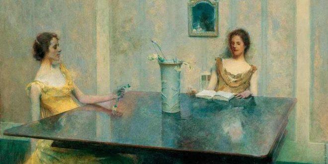 Thomas Dewing Painting