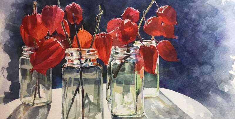Tia Kratter Painting