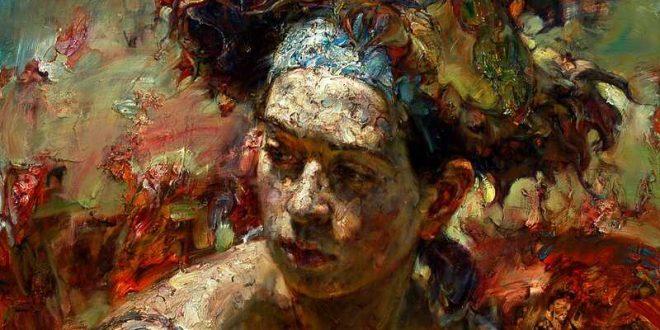 Victor Wang Painting