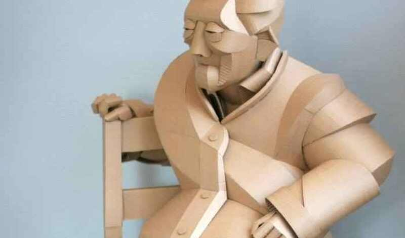 Warren King Sculpture