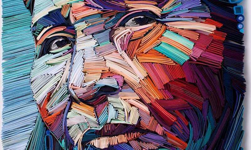 Yulia Brodskaya Quilling Art